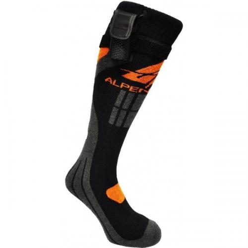 Vyhrievané ponožky – FIRE-SOCK COTTON bez nabijačky (sólo pár ponožiek)