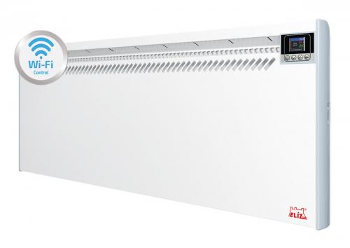 Elektrický nástenný konvektor WIFI_EL 2500 INV WIFI