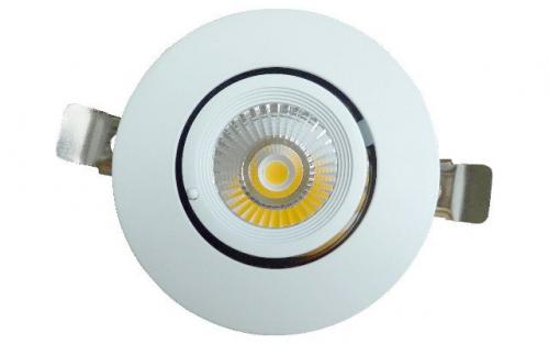 Zapustené, podhľadové LED svietidlo – DL 492T LED