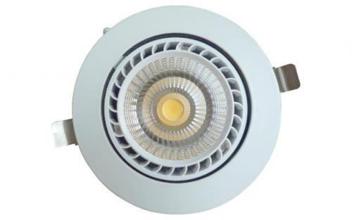 Zapustené, podhľadové LED svietidlo – DL 692T