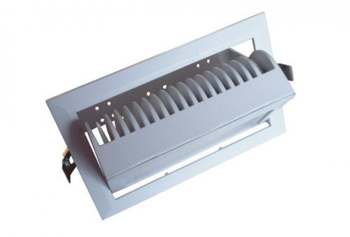 Zapustené, podhľadové LED svietidlo – DL 892H LED IP 40