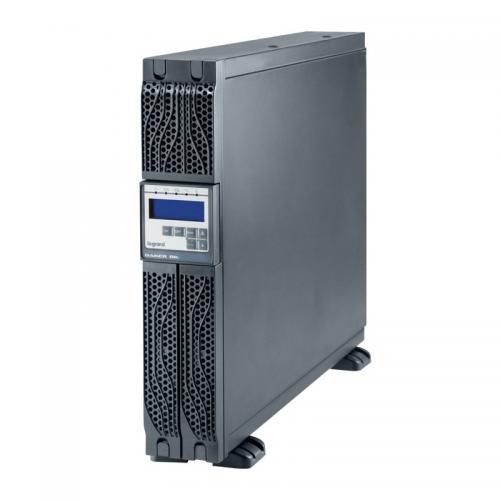 Záložný zdroj pre väčšie objekty  – DAKER DK +2 KVA, Daker DK Plus 2000VA (310171) + Bateriový modul (310661)