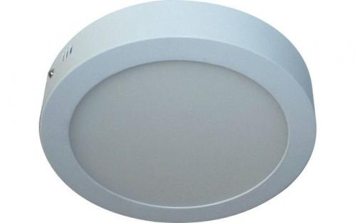 Interiérové, prisladené LED svietodlo – DL ULTRA SLIM LED ROUND OUTSIDE