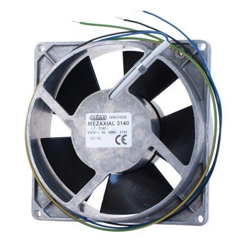 Ventilátor priemyselný MEZAXIAL 3140