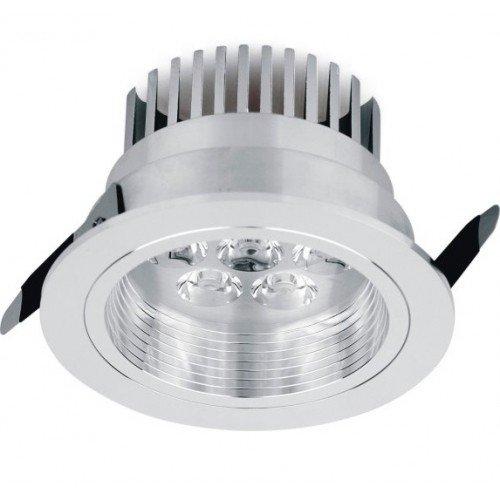 LED bodové svietidlo do podhľadu vr. drivera_MI LED EG – pevné, MI LED EG 3K