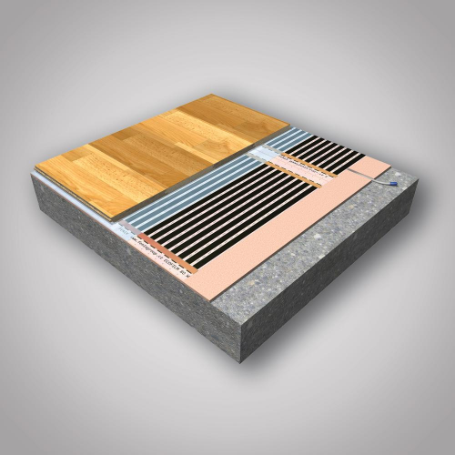 ECOFILM F 608/57 – 80 W/m²