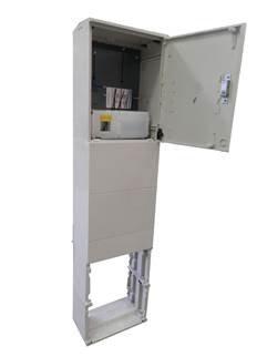 Elektromerový rozvádzač – 2 tarif – pilierový HASMA