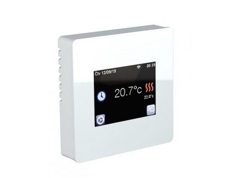 Termostat FENIX TFT Wifi (Biely)