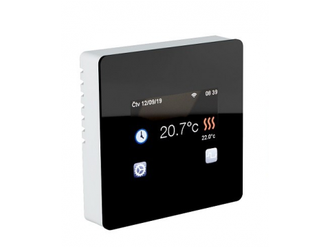 Termostat FENIX TFT Wifi (Čierny)